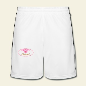 Property of my husband - Short de football Homme