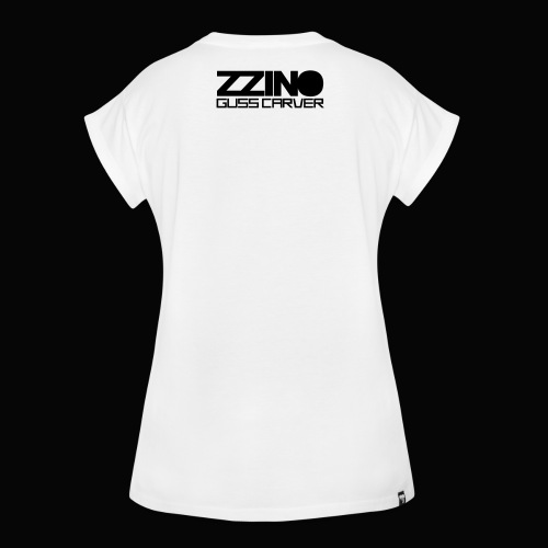 Vrouwen oversize T-shirt