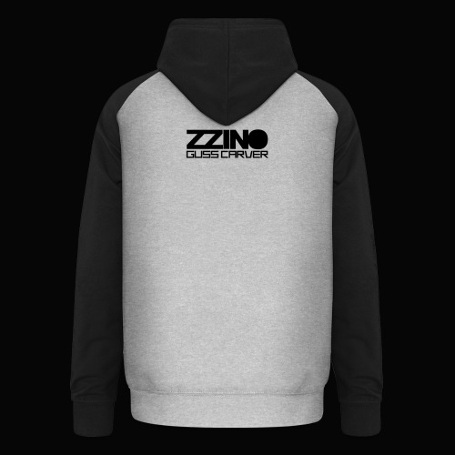 Unisex baseball hoodie