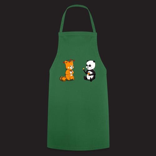 Pandas - Tablier de cuisine