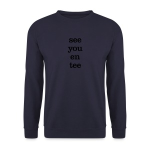 see you en tee - Men's Sweatshirt