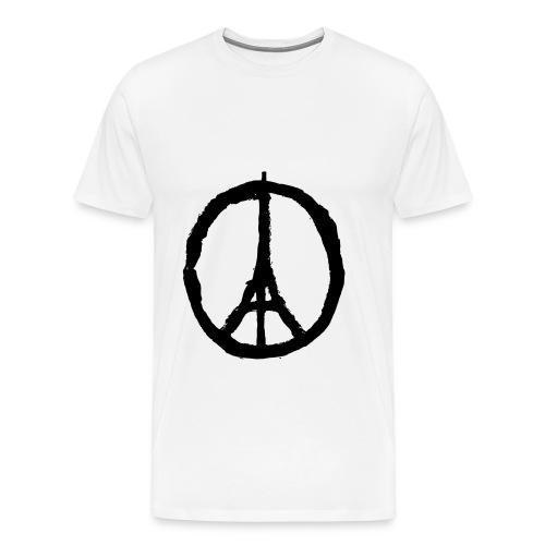 Peace for Paris - Tee shirt Femme - Men's Premium T-Shirt