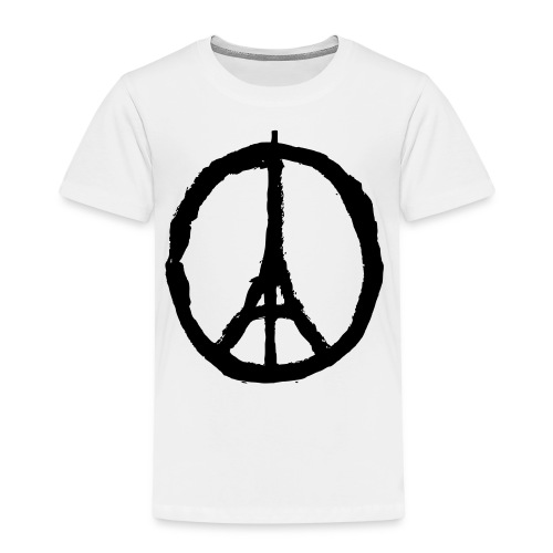 Peace for Paris - Tee shirt Femme - Kids' Premium T-Shirt