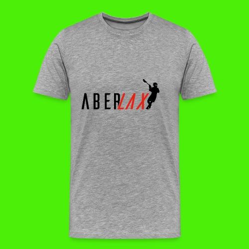 Unisex Aber Lax Hoodie - Men's Premium T-Shirt
