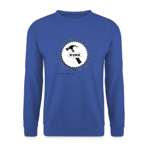 K.I.S.S. Principle - Men's Sweatshirt