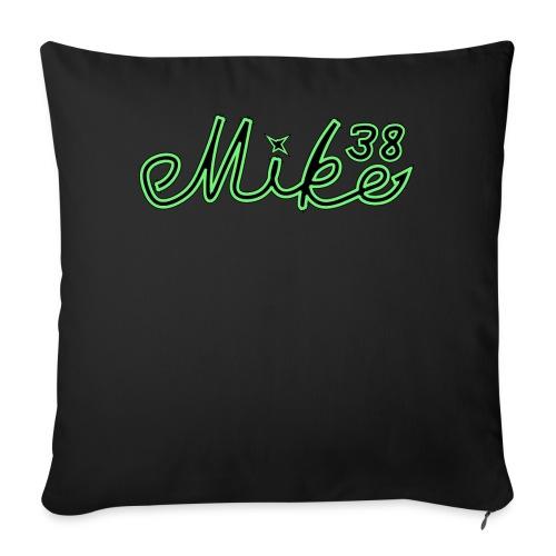 Mike logo T-paita - Sohvatyynyn päällinen 45 x 45 cm