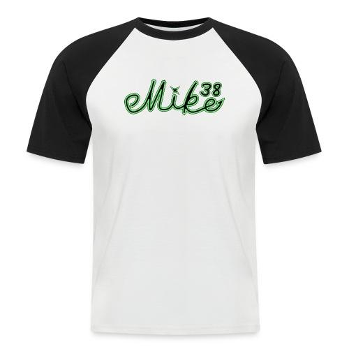Mike logo T-paita - Miesten lyhythihainen baseballpaita