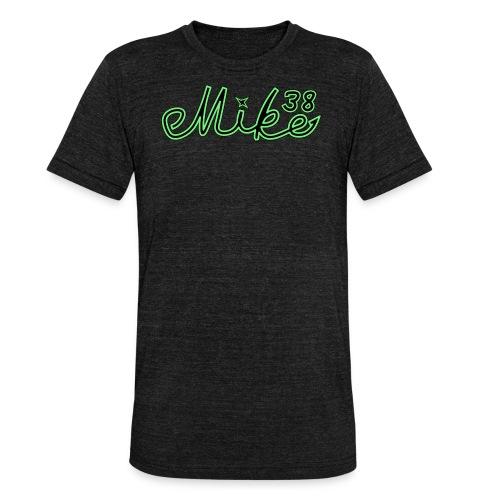 Mike logo T-paita - Bella + Canvasin unisex Tri-Blend t-paita.