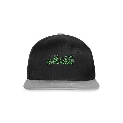 Mike logo T-paita - Snapback Cap