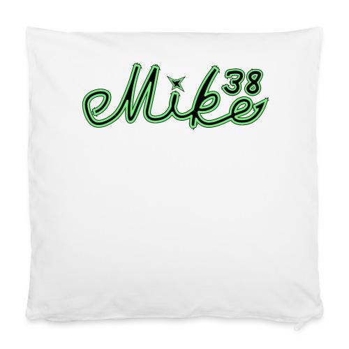 Mike logo T-paita - Tyynynpäällinen 40 x 40 cm
