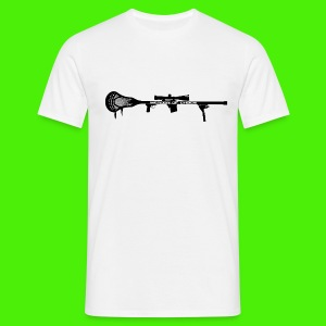 Weapon of Choice (Mens) - Men's T-Shirt