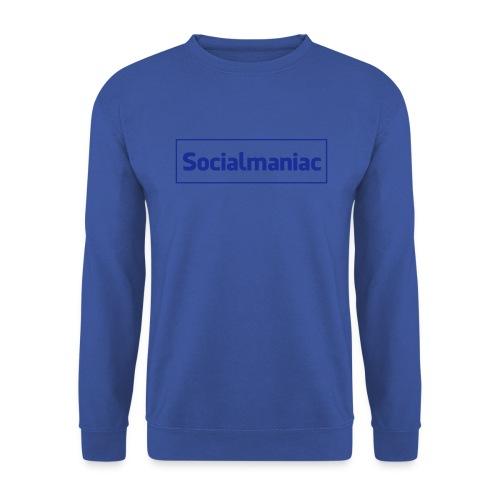 Socialmaniac - Männer Pullover