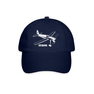 Outerzone t-shirt, white logo - Baseball Cap