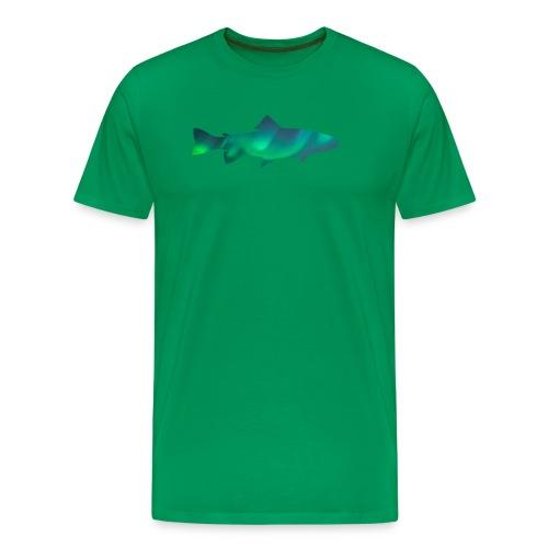 Fish Borealis - T-shirt Premium Homme