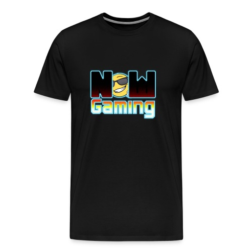 NowGaming Version 2 - Männer Premium T-Shirt