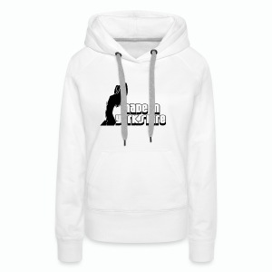 Sexy Woman Made in Yorkshire on Women's Premium T-Shirt - Women's Premium Hoodie