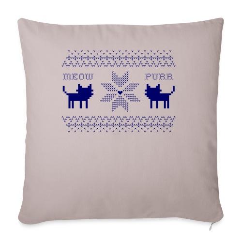 Christmas Cats - Funda de cojín, 45 x 45 cm