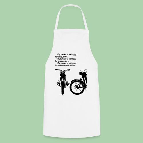 BMW Vintage Motorcycles  - Grembiule da cucina
