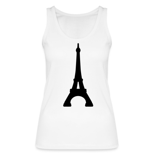 paris - Camiseta de tirantes ecológica mujer de Stanley & Stella