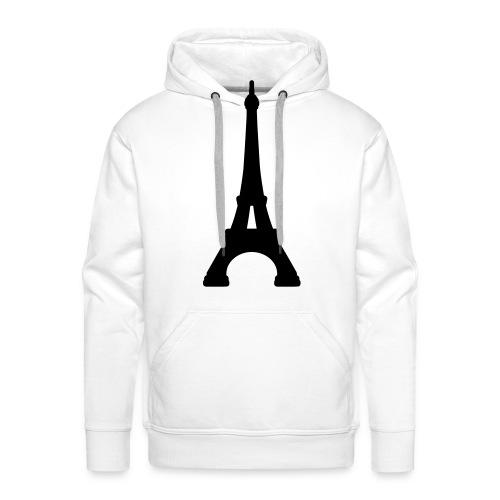 paris - Sudadera con capucha premium para hombre