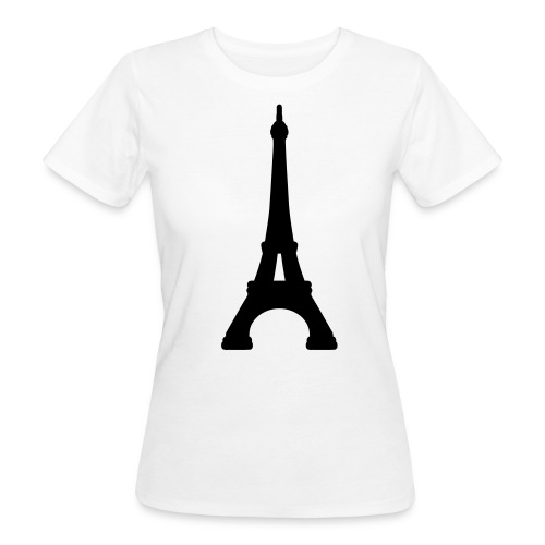 paris - Camiseta ecológica mujer