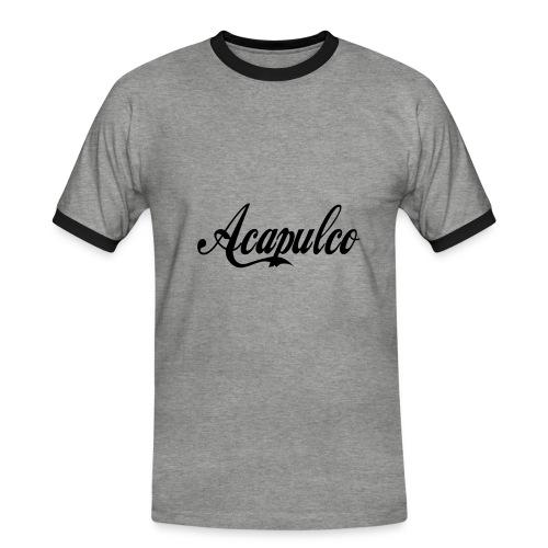 Acapulco - Camiseta contraste hombre