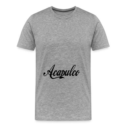 Acapulco - Camiseta premium hombre