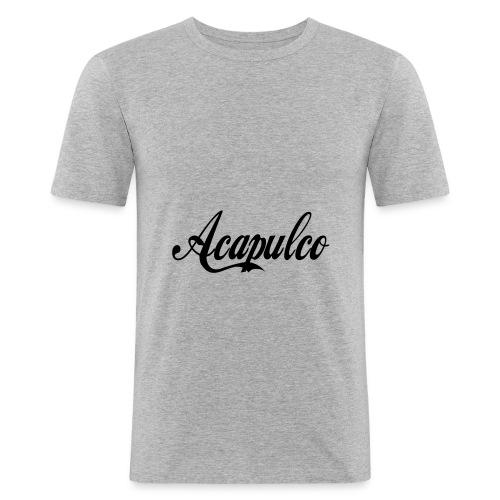 Acapulco - Camiseta ajustada hombre
