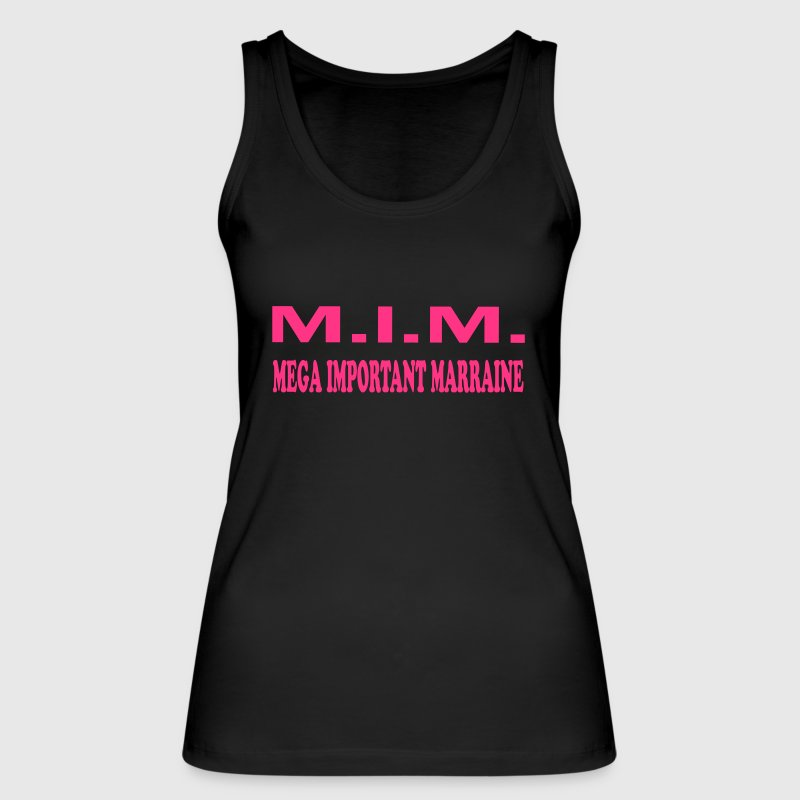 Mega important marraine Tops - Frauen Bio Tank Top