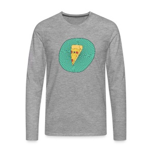 Pizza watches  - T-shirt manches longues Premium Homme