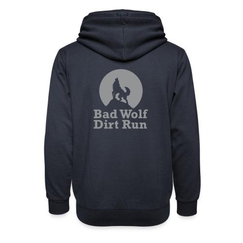 Bad Wolf Dirt Run - Schalkragen Hoodie