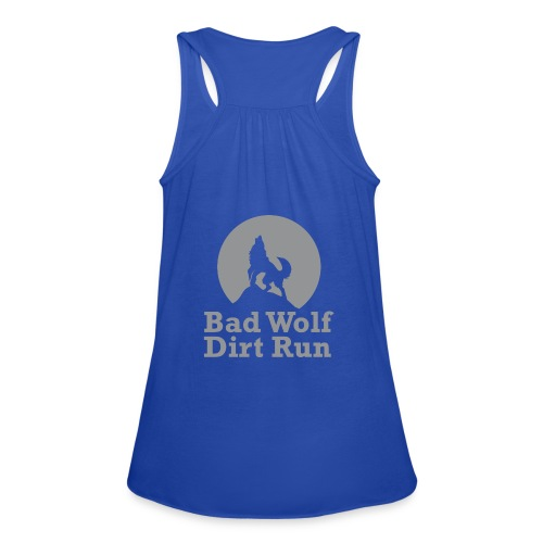 Bad Wolf Dirt Run - Frauen Tank Top von Bella