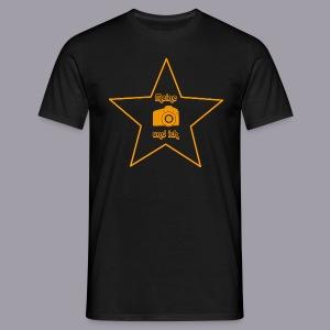 Meine Kamera und ich - Männer T-Shirt