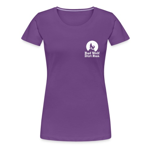Bad Wolf Dirt Run - Frauen Premium T-Shirt