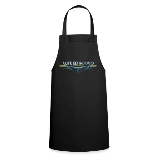 Mountain Bike T Shirt - Cooking Apron