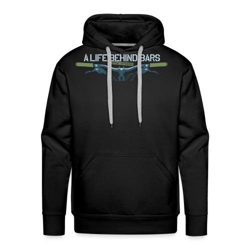 Mountain Bike T Shirt - Men's Premium Hoodie