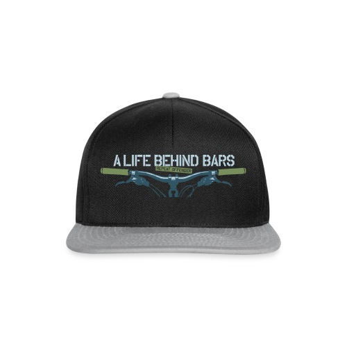 Mountain Bike T Shirt - Snapback Cap