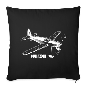 Outerzone baseball cap - Sofa pillow cover 44 x 44 cm
