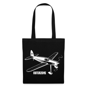 Outerzone baseball cap - Tote Bag