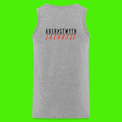 Unisex Aberystwyth Lacrosse Hoodie - Men's Premium Tank Top