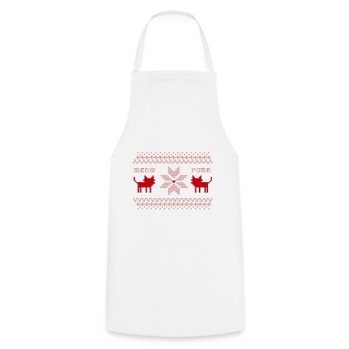 Christmas Cats - Delantal de cocina