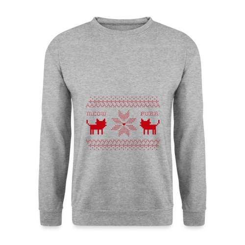 Christmas Cats - Sudadera hombre