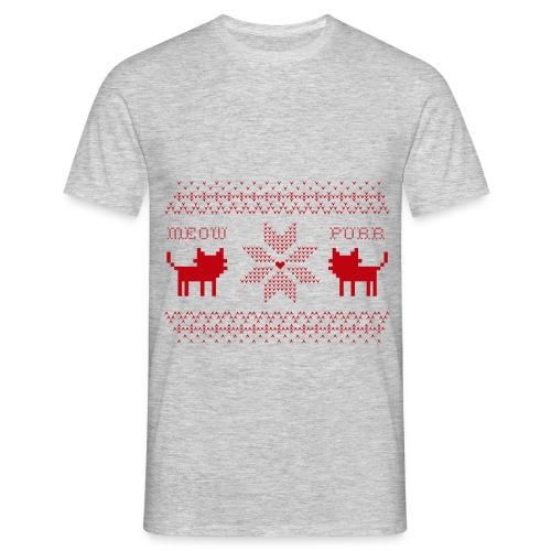 Christmas Cats - Camiseta hombre