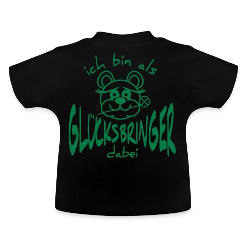 Kinderjacke Glücksbringer - Baby T-Shirt
