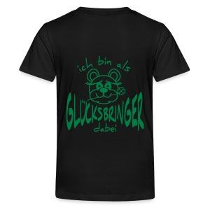 Kinderjacke Glücksbringer - Teenager Premium T-Shirt
