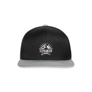 Kuschel-Teddy Silver Passion - Snapback Cap