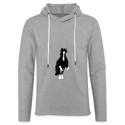 Damen Hoody TINKER vorn und hinten - Leichtes Kapuzensweatshirt Unisex