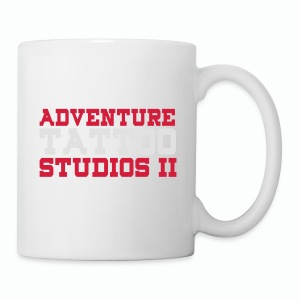 Adventure Tattoo Panoramic Mug - Mug