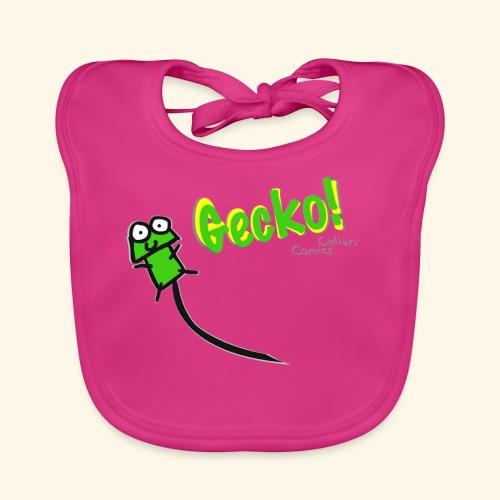 Gecko! - Baby Bio-Lätzchen