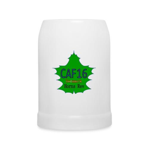 Coffee16 - logo and patrole - Ølkrus